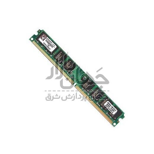رم کامپیوتر کینگستون مدل KVR DDR3 4GB 1333MHz CL9 ظرفیت 4 گیگابایت