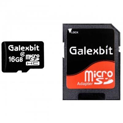 مموري  galexbit مدل micro sd  16GB ظرفيت 16گيگابايت