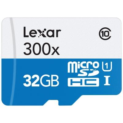 مموري  lexar مدل micro sd  32GB ظرفيت 32گيگابايت