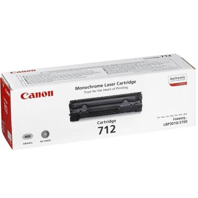 Cartridge printer canon 712   کاتریج تونر پرینتر لیزری جنس خوب