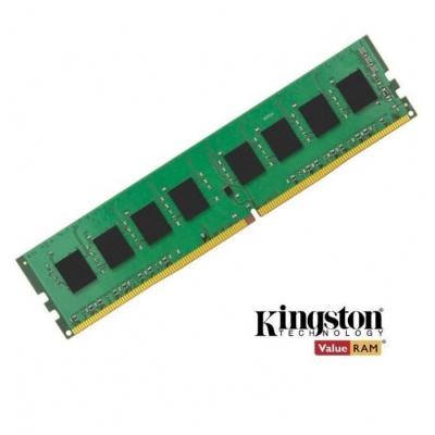 رم کامپيوتر کينگستون مدل 4GB 2400MHz DDR4 Non-ECC CL17 DIMM KVR24N17S6-4 RAM Memory ظرفيت 4 گيگابايت