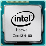 پردازنده اینتل سری Haswell مدل Core I3 4160