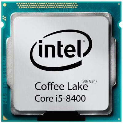پردازنده اینتل سری Coffee Lake  مدل Core I5  8400