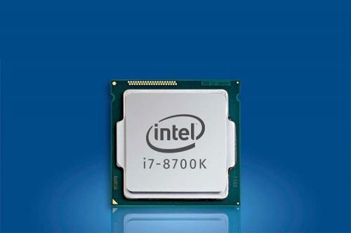 پردازنده اینتل سری Coffee Lake  مدل Core I7  8700K