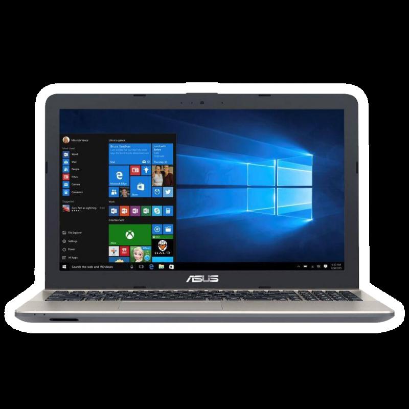 لپ تاپ ایسوس مدل    CEL 3060 4 500 INTEL BLK