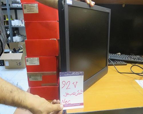 مانیتور استوک 19  اینچ مدل  92 v --گرید Bm | (nec v 92 LCD بی پایه)