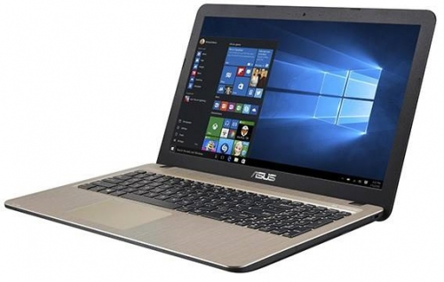 لپ تاپ 15 اینچ ایسوس مدل x540 Core i3(7)/4-1TB-2GB-WIN-BAG
