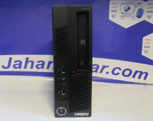 کیس لنوو سیستم مدل  ThinkCentre M50  i3 4 250