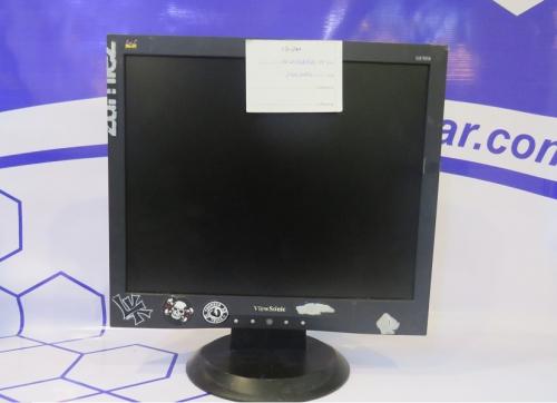 مانیتور استوک  17 اینچ مربعی ویوسونیک | (VA702B viosonic  LCD monitor)