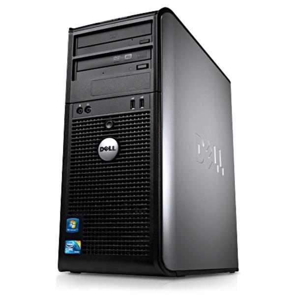 کیس استوک دل تاور اپتیپلکس | (Dell Optiplex 780-e8400,2GB,250GB,DVDRW)