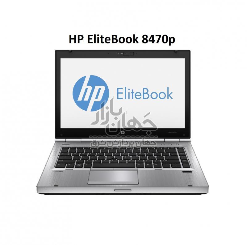 لپ تاپ استوک اچ پی8470p پردازنده i5 نسل 3