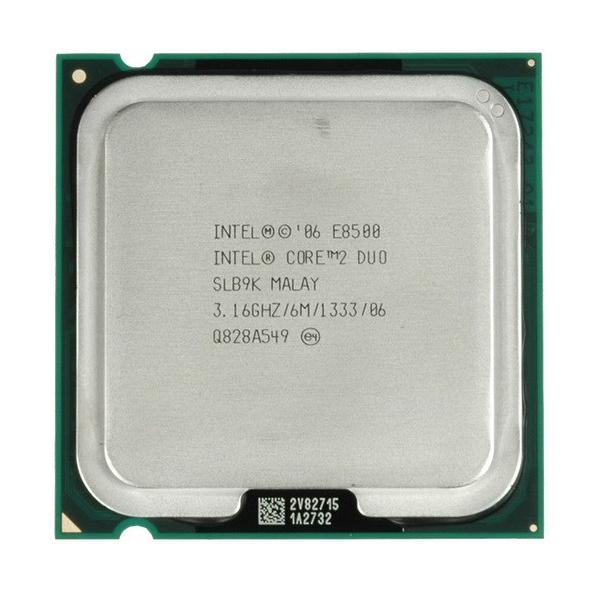 پردازنده تری اینتل مدل ای ۸۵۰۰   (Intel-Core2-Duo-E8500-3.16GHz)