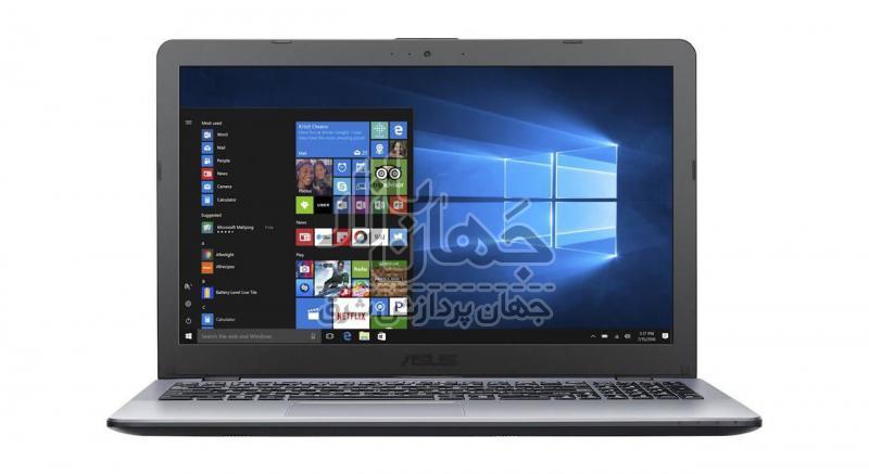 لپ تاپ 15 اینچ ایسوس مدل R542UN