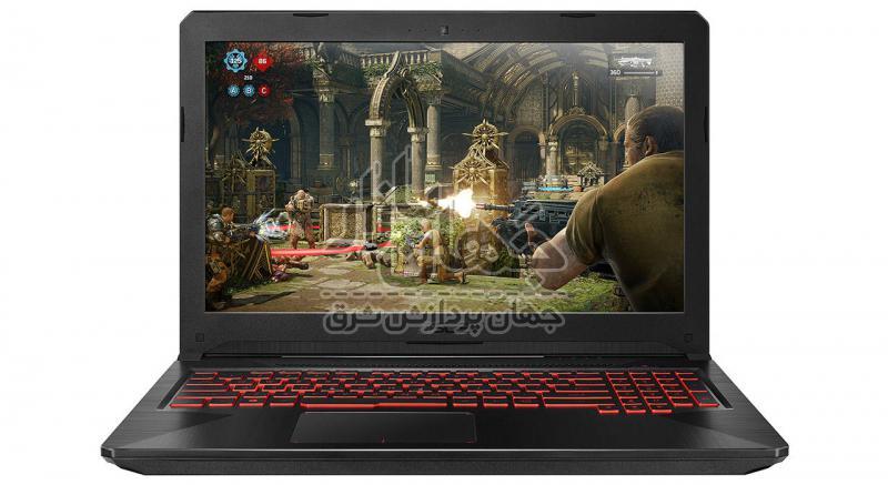 لپ تاپ ایسوس مدل FX504GD