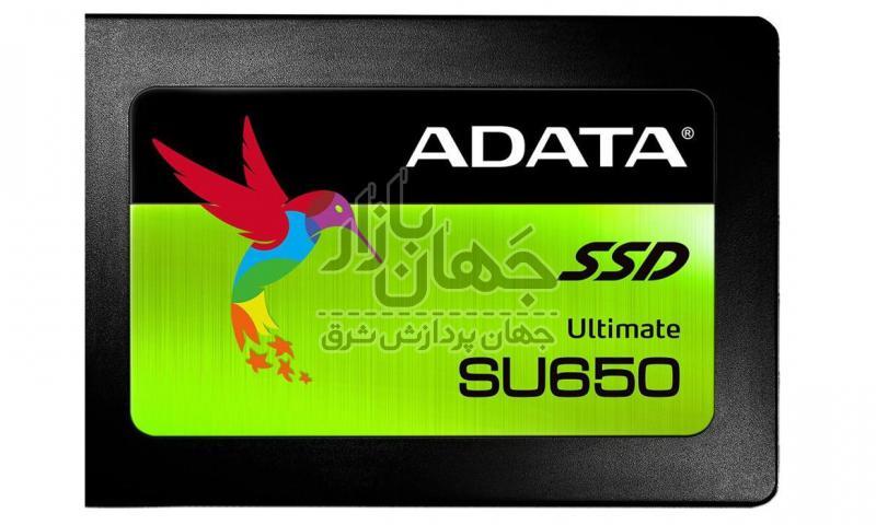 حافظه اس اس دی ای دیتا مدل SU650 ظرفیت 120 گیگ
