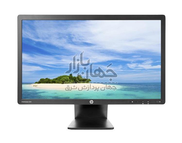 مانیتور استوک اچ پی 23 اینچ HP EliteDisplay E231i