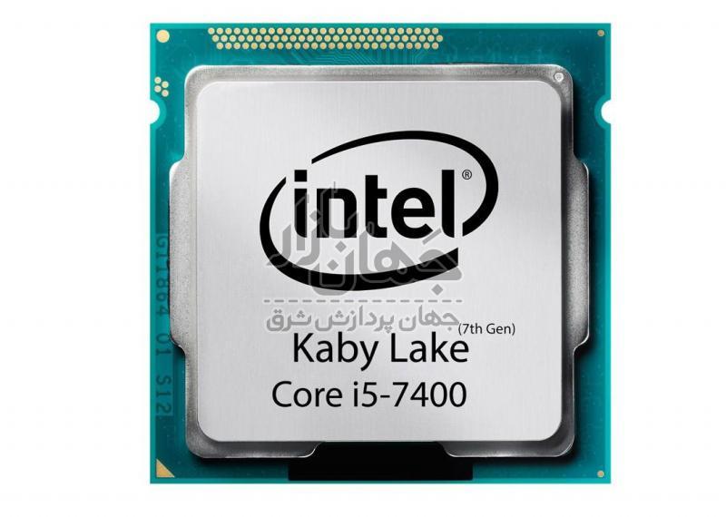 پردازنده اینتل سری Kaby Lake مدل Core I5  7400
