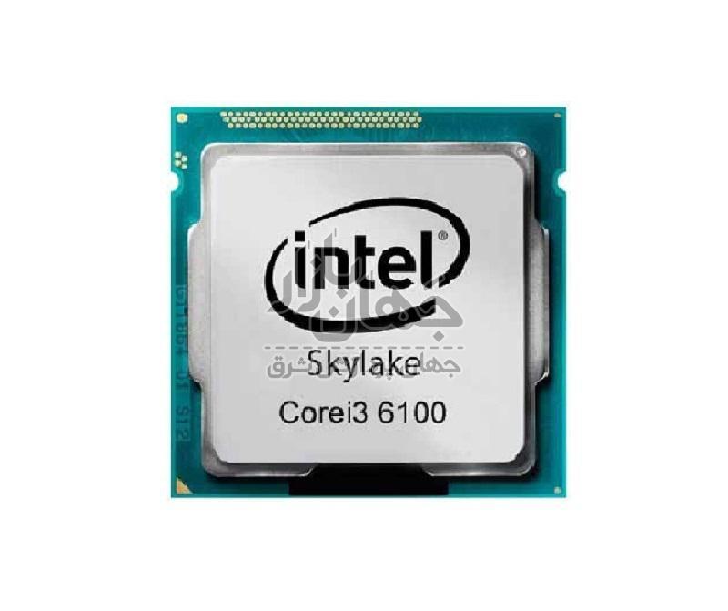 پردازنده اینتل سری Skylake مدل Core I3  6100