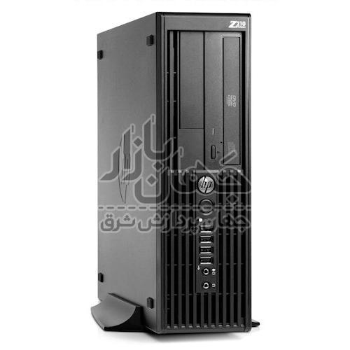 کیس استوک اچ پی مدل HP Z210 workstation