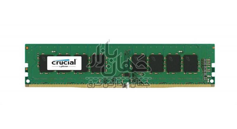 رم کامپیوتر کروشیال 2400 مگاهرتز ظرفیت 8 گیگابایت