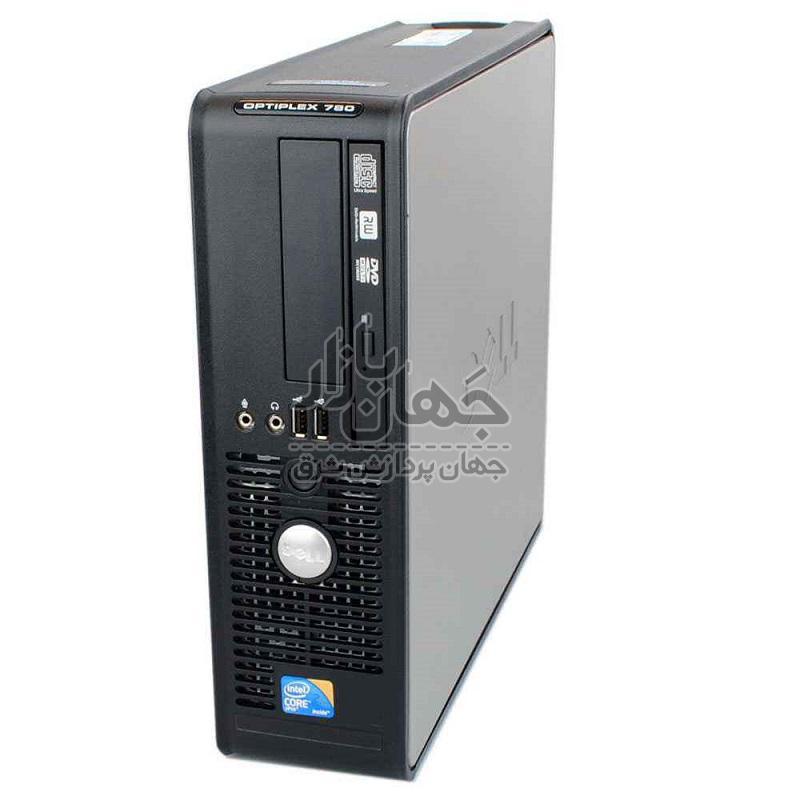 مینی کیس استوک دل مدل Optiplex 780