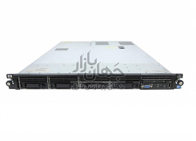 سرور استوک اچ پی مدل HP proliant DL360 G8