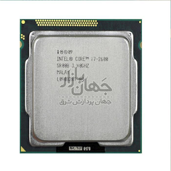 پردازنده اینتل سری Sandy Bridge مدل Core i7 2600