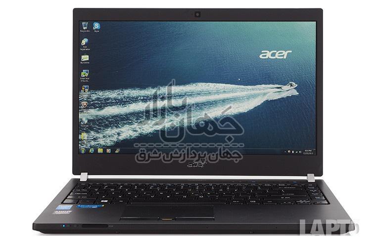 لپ تاپ استوک 14 اینچ ایسر مدل Acer P645