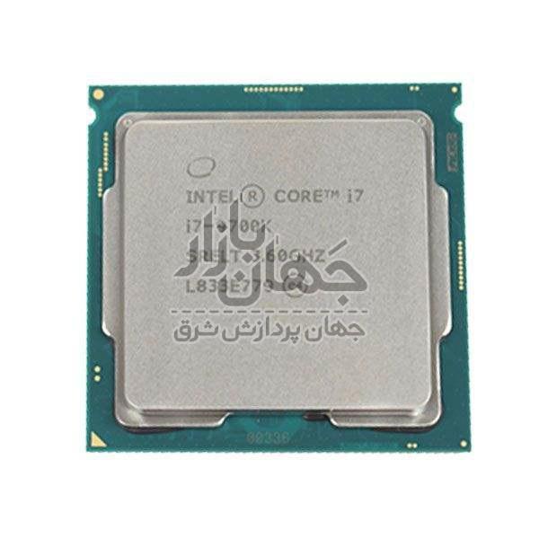 پردازنده اینتل سری Coffee Lake مدل Core i7 9700K