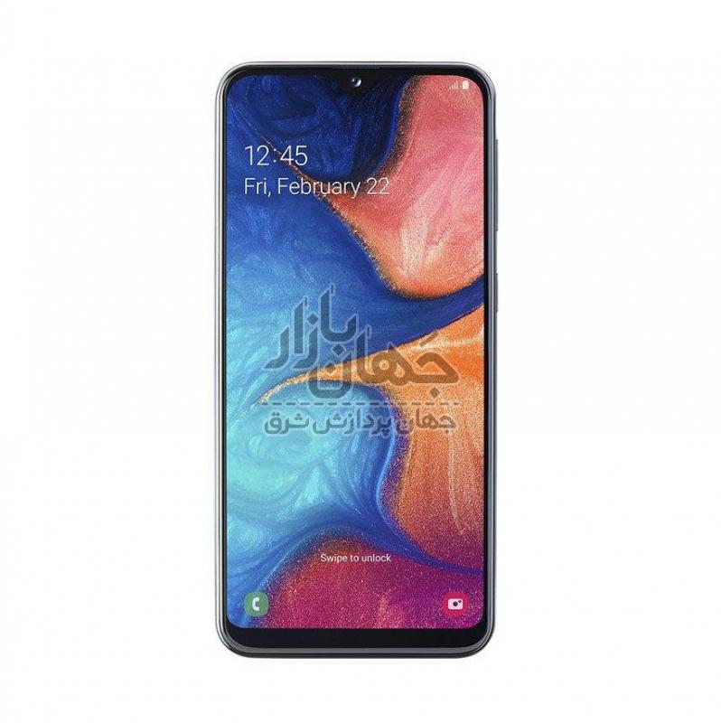 گوشی موبایل سامسونگ مدل Galaxy A20 ظرفیت 32 گیگابایت