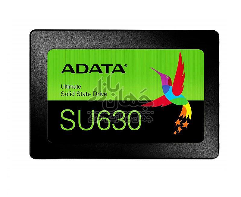 حافظه اس اس دی ای دیتا مدل SU630 ظرفیت 480 گیگ