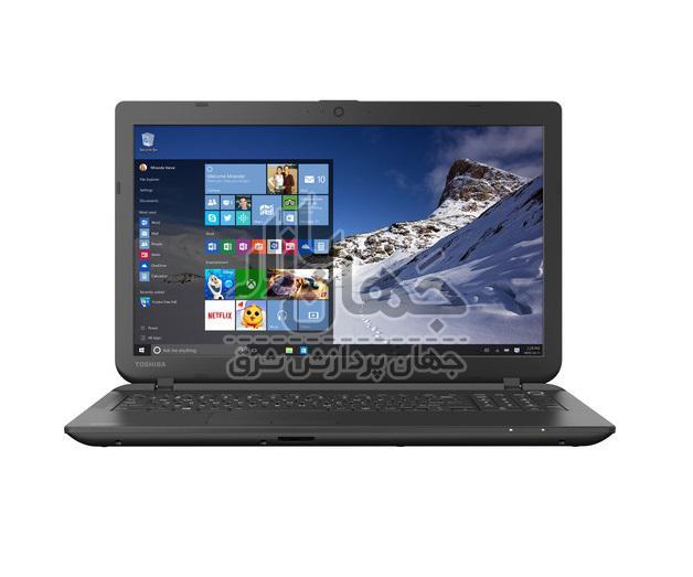 لپ تاپ استوک 15 اینچ توشیبا Toshiba C55