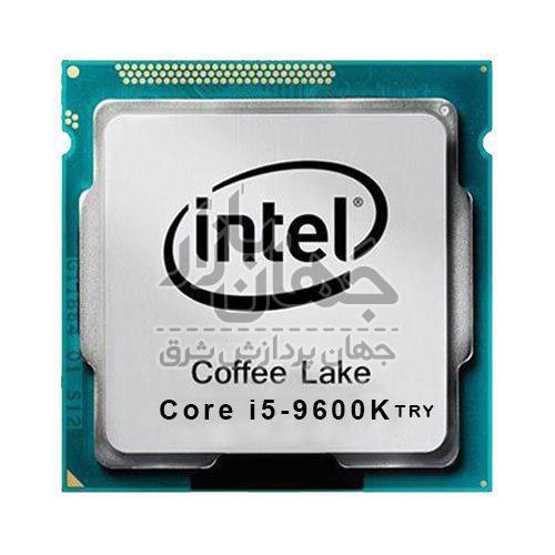 پردازنده اینتل سری Coffee Lake مدل Core i5-9600K TRAY