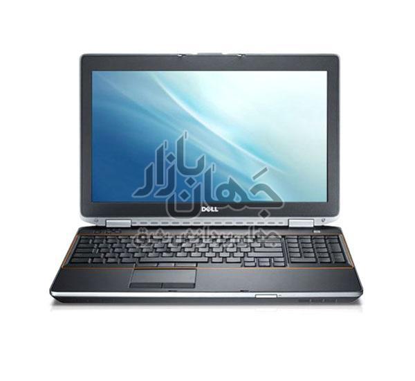 لپ تاپ استوک 15 اینچ دل مدل Dell E6520