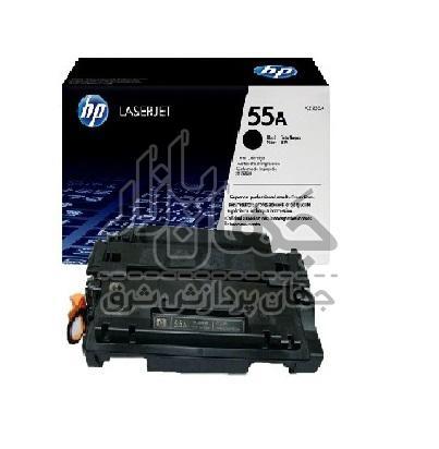 کارتریج تونر پرینتر اچ پی لیزری HP 55A