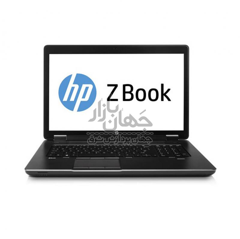 لپ تاپ استوک 17 اینچ اچ پی مدل HP Zbook 17 G2