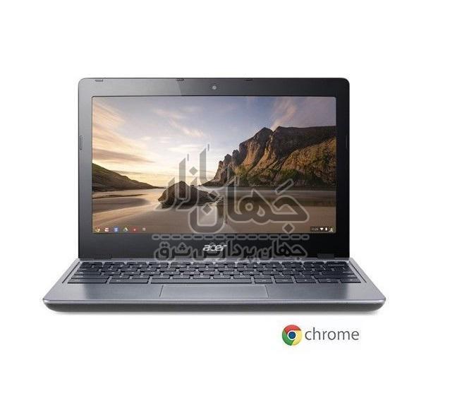 لپ تاپ استوک 11 اینچی ایسر مدل Acer C720