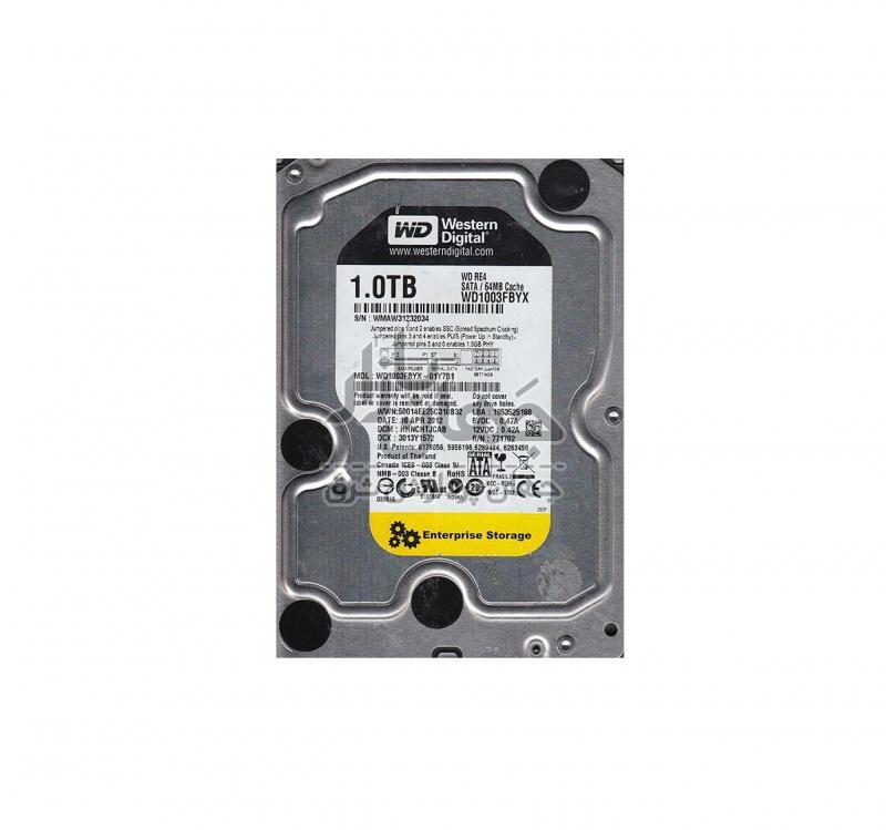 هارد دیسک استوک اینترنال برند میکس ظرفیت 1 ترابایت