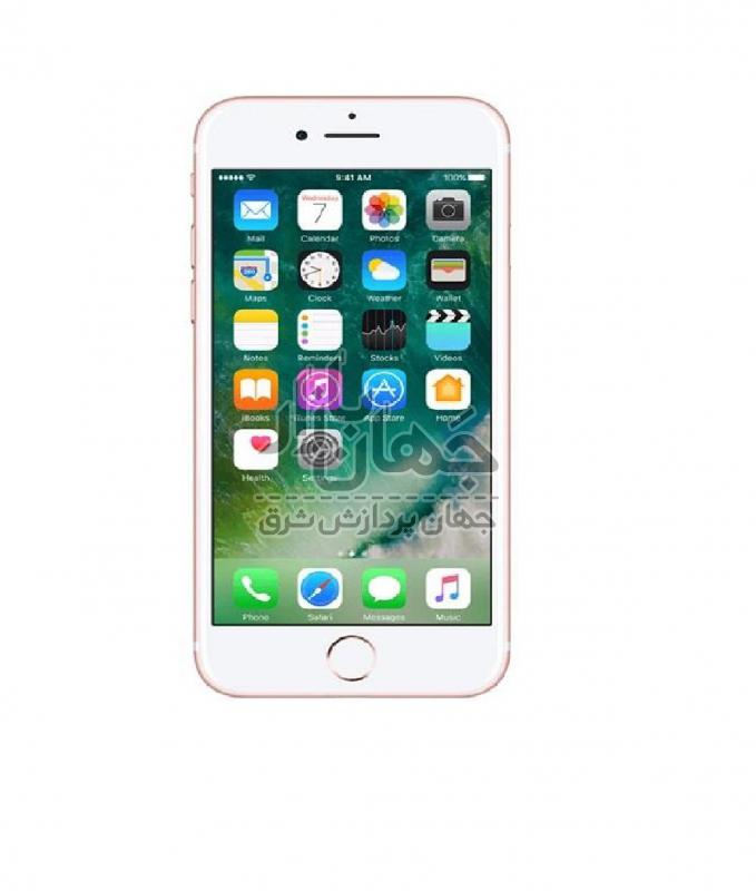گوشی موبایل استوک اپل مدل آیفون ۷ با ظرفیت ۱۲۸ گیگابایت