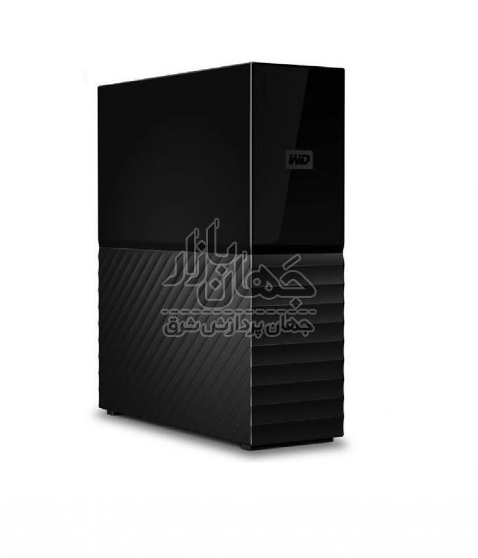 هارددیسک اکسترنال وسترن دیجیتال مدل My Book Desktop ظرفیت 6 ترابایت