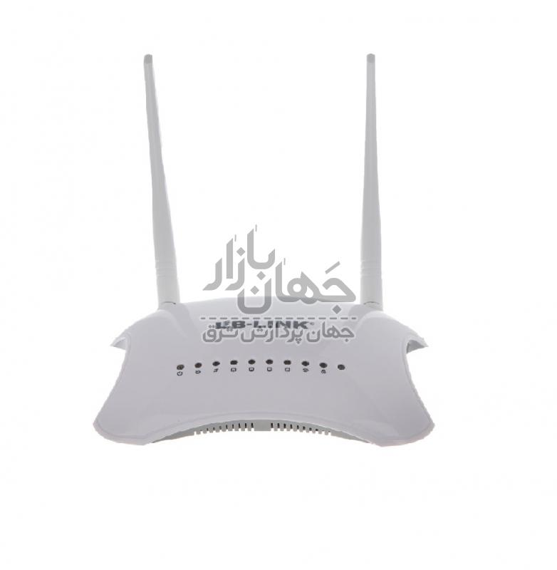 مودم روتر بی سیم ADSL2 Plus ال بی لینک مدل BL-WMR8300