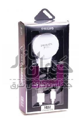 شارژر با کابل Philips مدل PH-C308