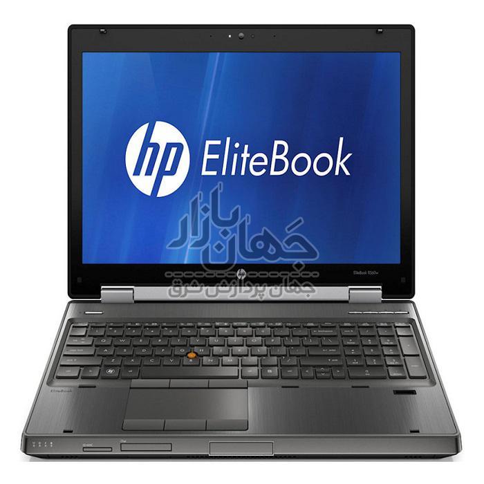 لپ تاپ استوک 15 اینچ اچ پی HP 8560W