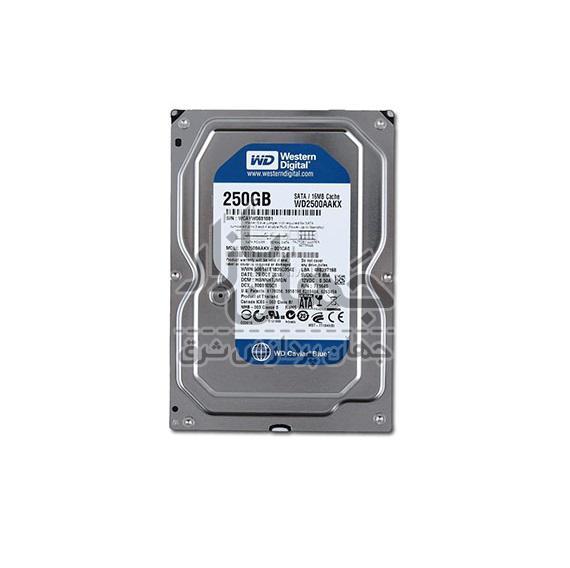 هارد دیسک استوک اینترنال برند میکس ظرفیت 250 گیگابایت