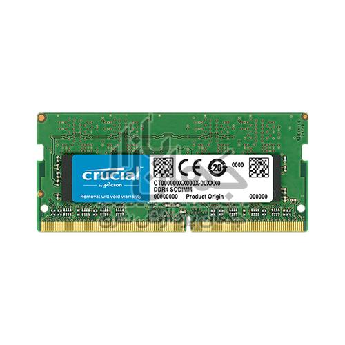 رم لپ تاپ کروشیال مدل DDR4 2400MHz ظرفیت 16 گیگابایت