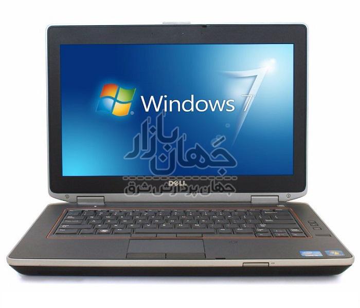 لپ تاپ استوک 14 اینچ دل مدل E6430