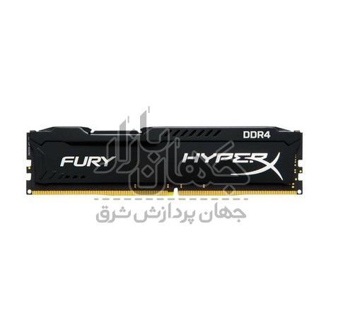 رم کینگستون مدل هایپر ایکس فیوری KingSton HyperX FURY DDR4 16GB 2400MHz