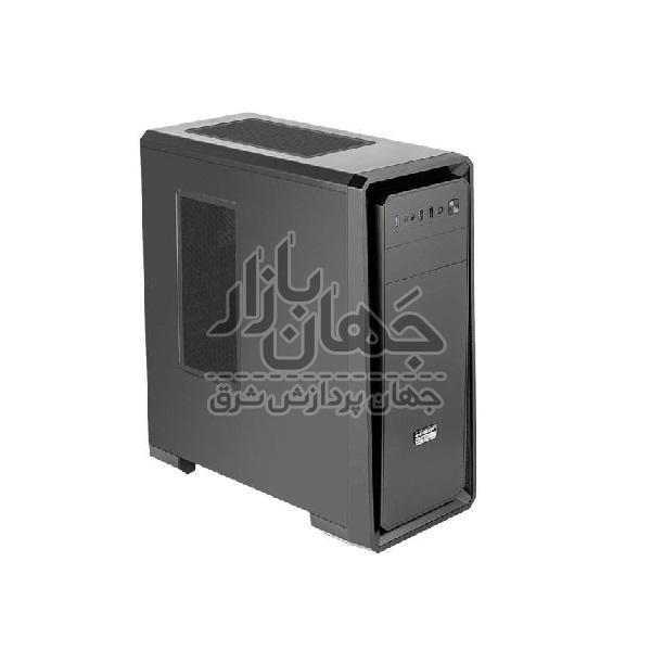 سیستم کامپیوتر گیمینگ استوک با پردازنده Core i5 3470 و گرافیک  RX580 4GB