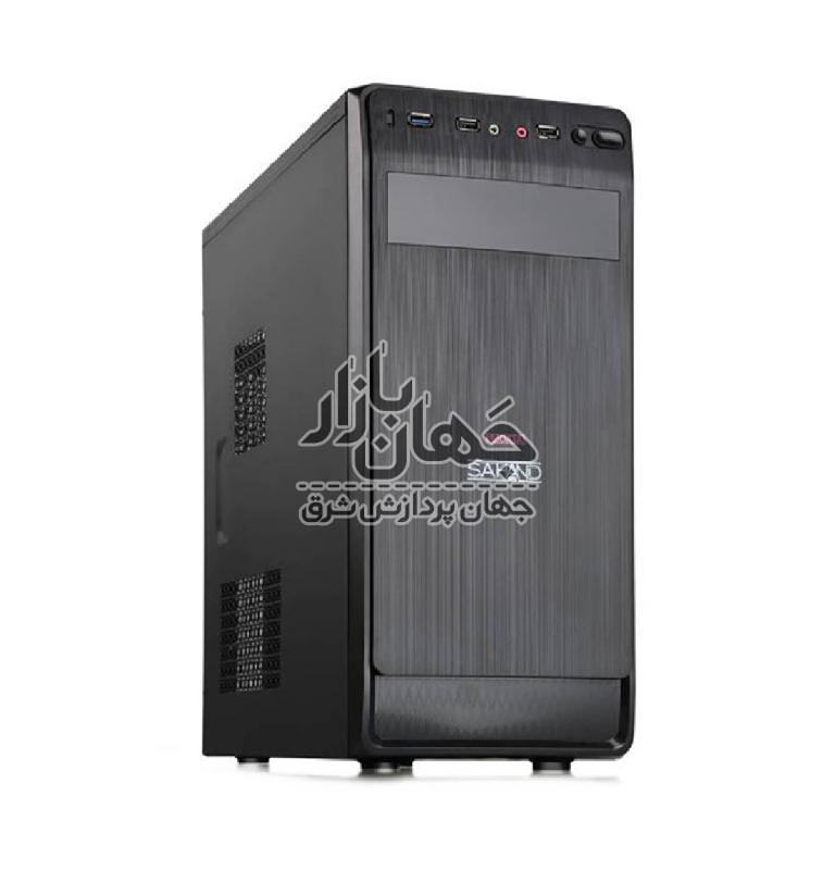 کامپیوتر گیمینگ ارزان با پردازنده i5 3470گرافیک 6450 2 sapphire