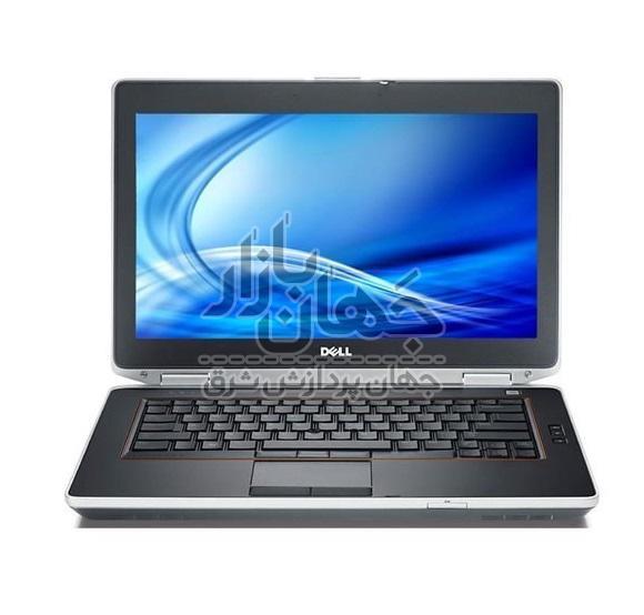لپ تاپاستوک 14 اینچ دل Dell latitude E6420 با پردازنده Core i7
